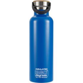 360° degrees Vacuum Insulated Bottle 750ml blue
